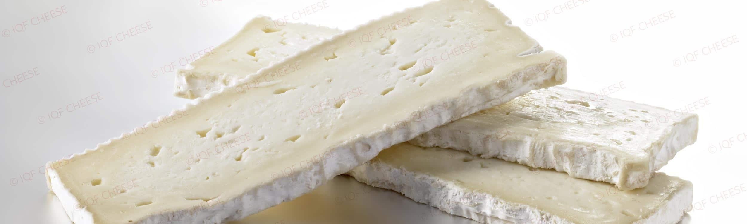 IQF Brie Slices
