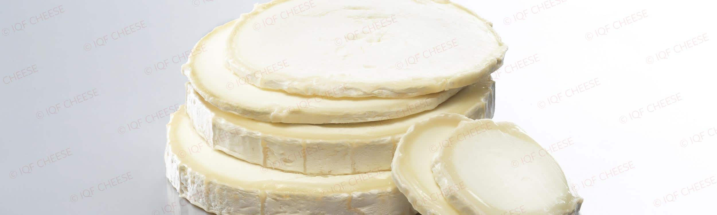 IQF Goats Cheese Ripened