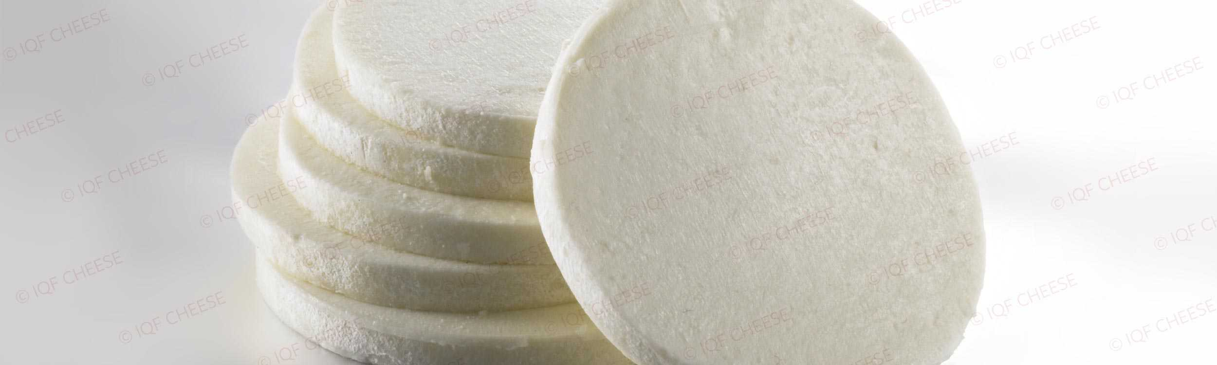 IQF Goats Cheese Unripened