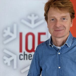 IQF Cheese - Jack Baines - Director